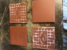 Winckelmans Victorian Red internal floor/FirePlace tiles 100mm x 100mm x 0.9mm