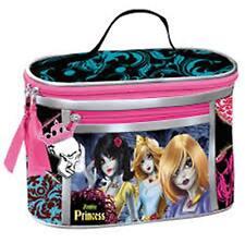 Zombies princesses vanity/cosmétique/toiletry bag/carry case-taille: 22.5x15x14cm