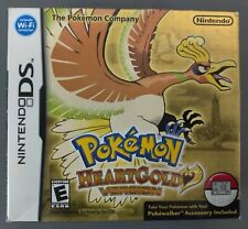 Pokemon: HeartGold w/ AUTHENTIC Outer Box *No Pokewalker or Manual*