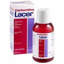 Lacer clorhexidina colutorio 200ml 385641 Monovarsalud