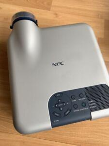 NEC LT240 Desktop Projector