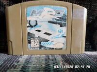 MRC Multi Racing Championship (Nintendo 64) N64