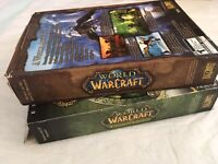 World of Warcraft + The Burning Crusade Expansion PC Read Description Free Ship