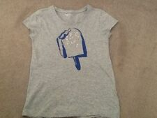 Girls' 100% Cotton Graphic T-Shirts, Tops & Shirts (2-16 Years)