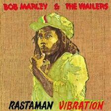 "BOB MARLEY & THE WAILERS ""RASTAMAN VIBRATION"" CD NEW!"