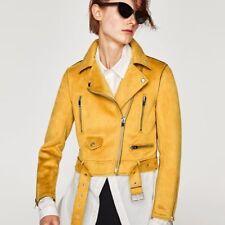 9a037308 Zara Coats, Jackets & Waistcoats for Suede Outer Shell Women for ...