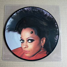 "Diana Ross Touch By Touch Mint 7"" Picture Disc"