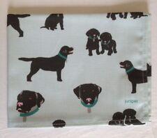 NUEVO Perro Labrador Negro Estampado Todo Algodón Paño cocina Enebro MARCA