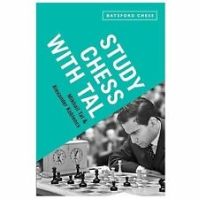 Study Chess with Tal (Paperback or Softback)