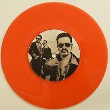 "THERAPY? - STORIES BY...7"" 45rpm orange vinyl. VG+ UK Alternative Punk Metal"