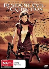 Resident Evil - Extinction (DVD, 2008) BRAND NEW SEALED REGION 4