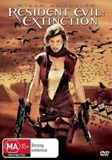 Resident Evil - Extinction (DVD, 2008) BRAND NEW REGION 4