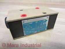 Vickers DGMPC-5-ABK-BAK-30 DGMPC5ABKBAK30 Check Valve 867364 - Used