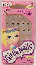 Fing'rs Girlie Nails - 31142 - Black Cat