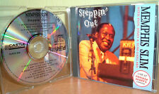 MEMPHIS SLIM  -  Steppin' Out - Live At RONNIE SCOTT`S London