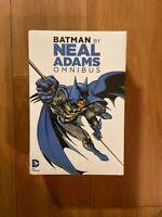 NEW DC Comics Batman By Neal Adams Omnibus OOP Hard Cover Book MINT CONDITION