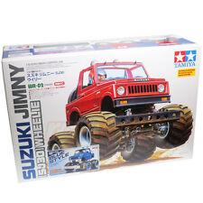 Tamiya 1:10 Suzuki Jimny WR-02 (SJ30) Wheelie Blue Style ESC EP RC Cars #58576