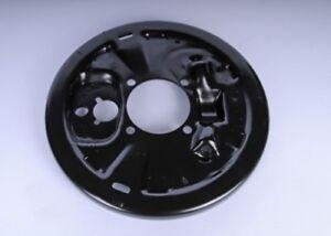 Brake Backing Plate Rear Right ACDelco GM Original Equipment 15650130