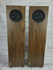 Rare vintage Epicure EPI MT1 Microtower Speaker System (1973)