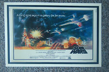Star Wars A New Hope Movie poster Lobby Card #5