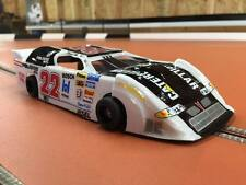 SLOT CAR BODY  DIRT LATE MODEL **CLEAR** NEW RELEASE WITH INTERIOR #4111 MASK