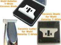 Ceramic Blade for Wahl Detailer T-Wide, Ceramic cutter for Wahl Detailer T-Wide