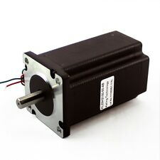 "NEMA23 570oz/in 5A 3/8"" Dual Shaft Stepper Motor (KL23H2100-50-4B)"