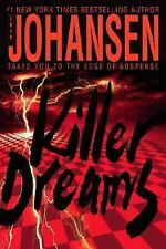Book * Killer Dreams by Iris Johansen (2006, Hardcover)  DJ Suspense L@@K