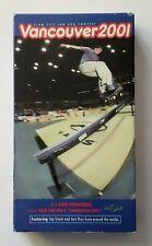 411Vm Vancouver 2001 Vhs New Deal Rare Skateboard Video Slam City Jam Oop Htf