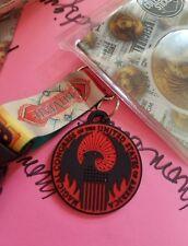 Fantastic Beasts Lanyard Pendant Sticker Fan Spell Newspaper Gamer Necklace