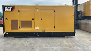 550 KVA CATERPILLAR SILENT DIESEL GENERATOR WITH C15 ENGINE