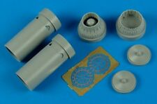 AIRES 7289, F-14A Tomcat exhaust nozzles - varied p. , Scale 1/72