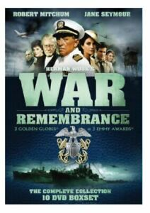 Herman Wouk: War And Remembrance - Complete Collection - DVD (REGION B)