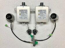2x New OEM For Mazda 3 5 Xenon Lamp Ballast Igniter & D2S Bulb Kit Control Unit