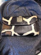 Dooney & Bourke Serengeti Large  Giraffe  Wallet
