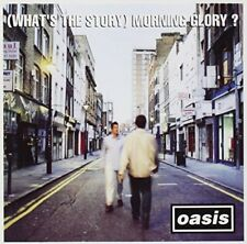 (What's The Story) Morning Glory? - Oasis CD BSVG The Cheap Fast Free Post