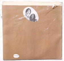 SEALED JOHN LENNON & YOKO ONO: Unfinished Music Two Virgins LP APPLE T-5001