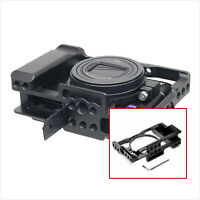 Metal Protective Camera Bracket Cage Cover for Sony RX100 M7 VII 7 Accessories