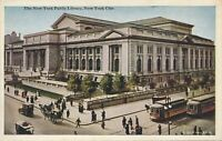 NEW YORK CITY – The New York Public Library