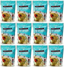 Lizi's Low Sugar Granola Ready-to-Eat Breakfast Cereal - 500g (Pack of 12)
