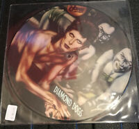 David Bowie Diamond Dogs Uk 2007 Re  11 Tracks Mint Trans Sleeve