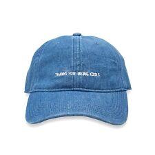 Barney Cools Thanks Lads Cap denim/blue