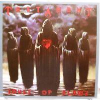TESTAMENT + CD + Souls Of Black + Kultiger Thrash Metal Sound + Special Edition