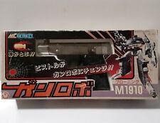 1982 Micro Change MC-07 Red Browning pre G1 Transformers Takara diaclone M1910