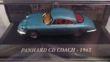 "DIE CAST "" PANHARD CD COACH - 1962 "" AUTO FRANCESI 1/43"