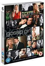 GOSSIP GIRL - SEASON 6 - DVD - REGION 2 UK
