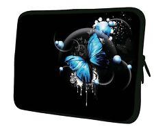 "LUXBURG 14"" Inch Design Laptop Notebook Sleeve Soft Case Bag Cover #BU"