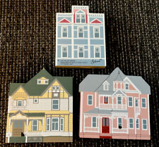 Lot 3 The Cat's Meow Village Daughters of Painted Ladies Series 1995
