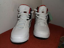 BRAND NEW BOY/'S AND1 WHITE w// BLACK TRIM ATHLETIC  SHOES w// LACES