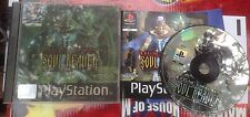 Legacy of Kain Soul Reaver PS1 juego de Playstation 1   Cubierta Holograma COMPLETO PAL